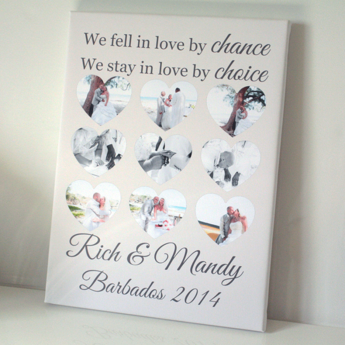 Anniversary Heart Keepsake Gift For Wife