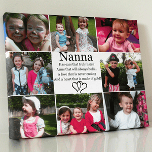 Personalised Photo Collage