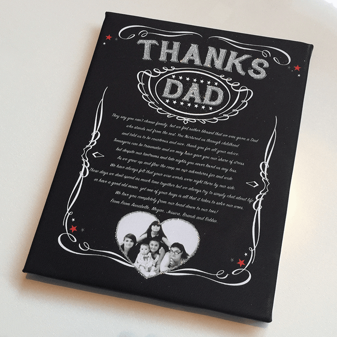 Personalised Jack Daniels Themed Gift