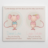 Twins Nursery Keepsake