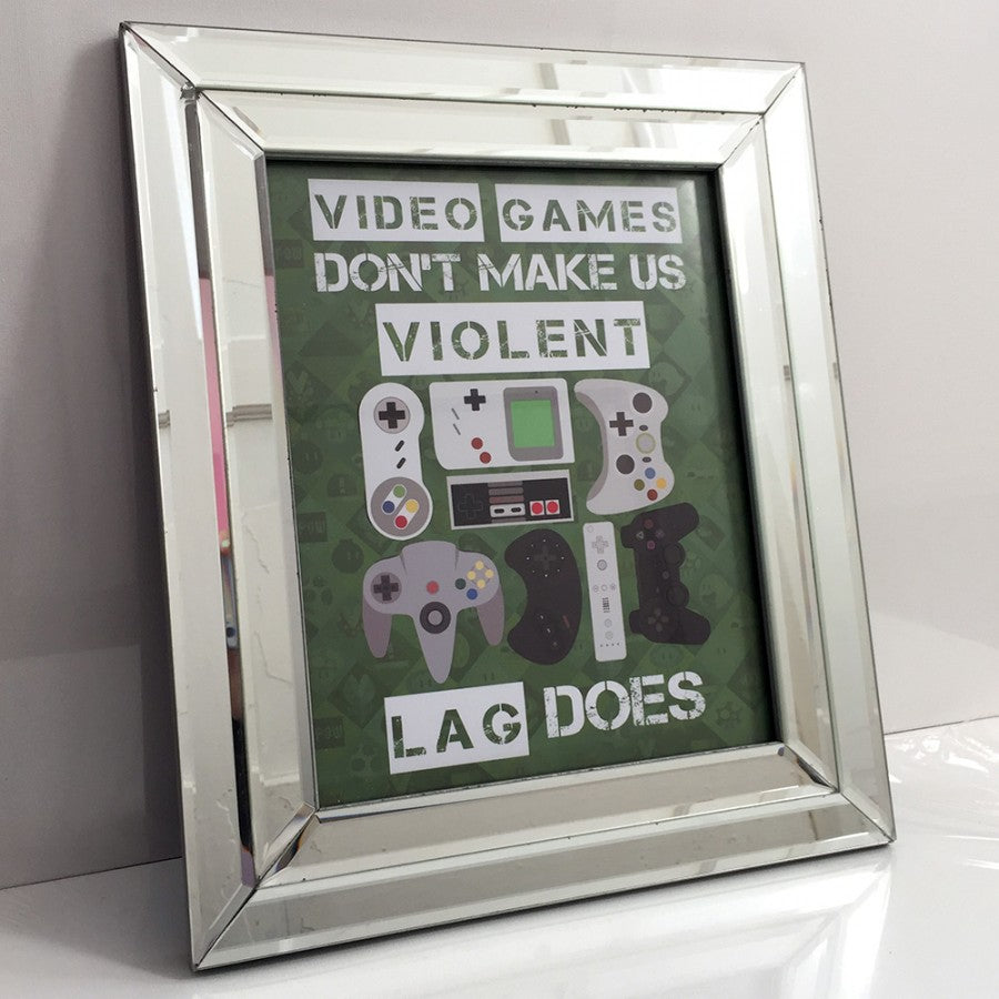 Video Game Quote Gifts For Gamers