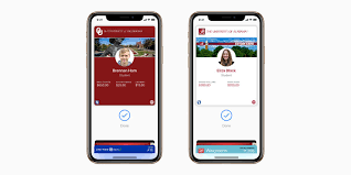 Apple Allows Students to Add College ID to Apple Wallets
