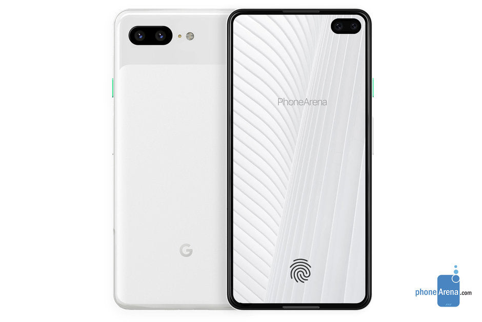 Google Pixel 4 Leak; Dual-Cameras + Hole-punch Screen
