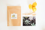 Sweet Orange & Lemon -Natural Laundry Powder 250g