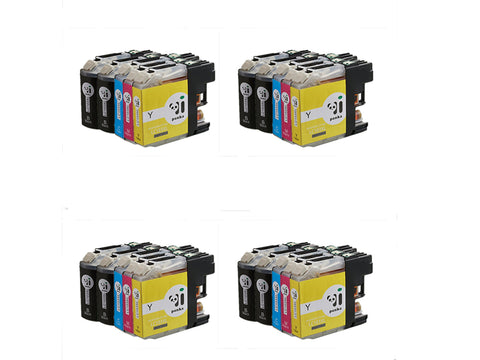 CTC-Office Professional 20 Ink Cartridges LC-103XL LC103 Compatible for Brother WorkForce MFC-J4310 - CTC Printer