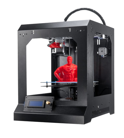 CTC Large Size Single Nozzle Desktop 3D Printer - CTC Printer