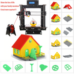3D Printer Reprap Prusa i3 DIY MK8 LCD Power Failure Resume Printing Printer 3d Drucker Impressora Imprimante - CTC Printer