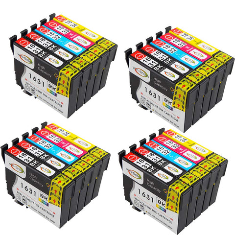 Win-Tinten 20 Pack Compatible Ink Cartridges Epson 16XL for Epson Workforce Printer - CTC Printer