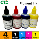 100ml Universal Refill Pigment Ink Compatible For Suitable for all EPSON printer cartridges. - CTC Printer