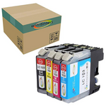 Win-TinTen 4 Pack Replacement for Brother LC103 Compatible Ink Cartridge for Brother MFC J870DW  Printers ((4 Pack) 1Black 1Cyan 1Magenta 1Yellow) - CTC Printer