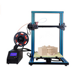 CTC A10S DIY 3D Printer Prusa I3 Half assembled DIY Kit with Aluminum Frame 3D Printers - CTC Printer
