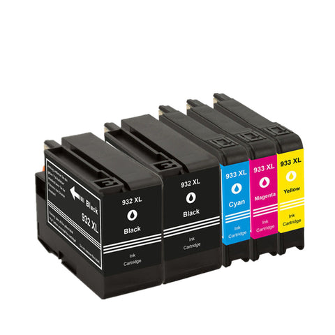 CTC-Professional Ink Cartridges HP 932XL Compatible For HP Officejet 6700 Premium HP Officejet 6600 - CTC Printer