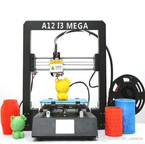 CTC 2019 new power outage continued A12 3D Printer DIY i3 Upgradest High Precision Prusa 3D Printer - CTC Printer