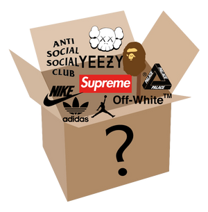 350 AED Hypebeast Mysterybox