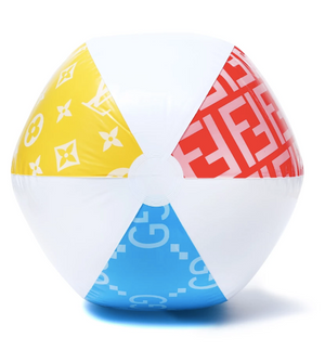 Chinatown Market Designer Beach Ball