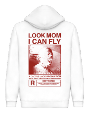 Travis Scott Look Mom I Can Fly Hoodie