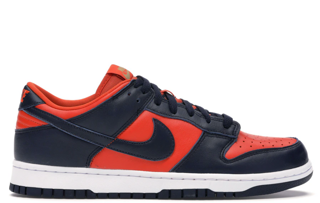 Nike Dunk Low SP Champ Colors University Orange Marine (2020)