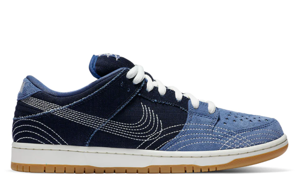 Nike SB Dunk Low Denim Sashiko