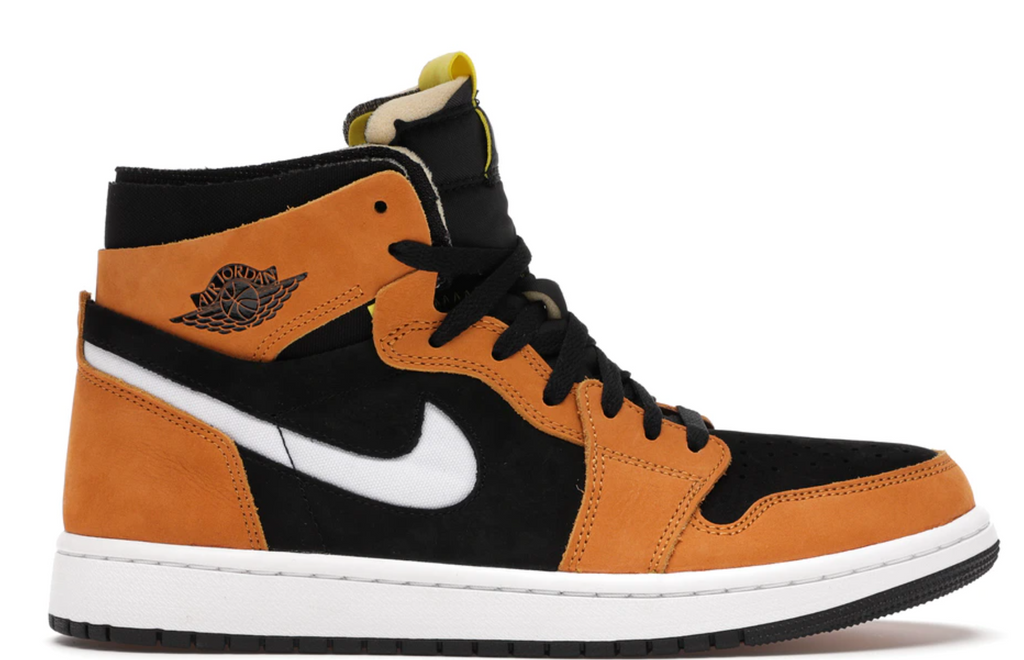Jordan 1 High Zoom Air CMFT Black Monarch