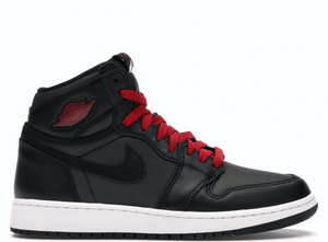 Jordan 1 Retro High Black Gym Red Black (GS)