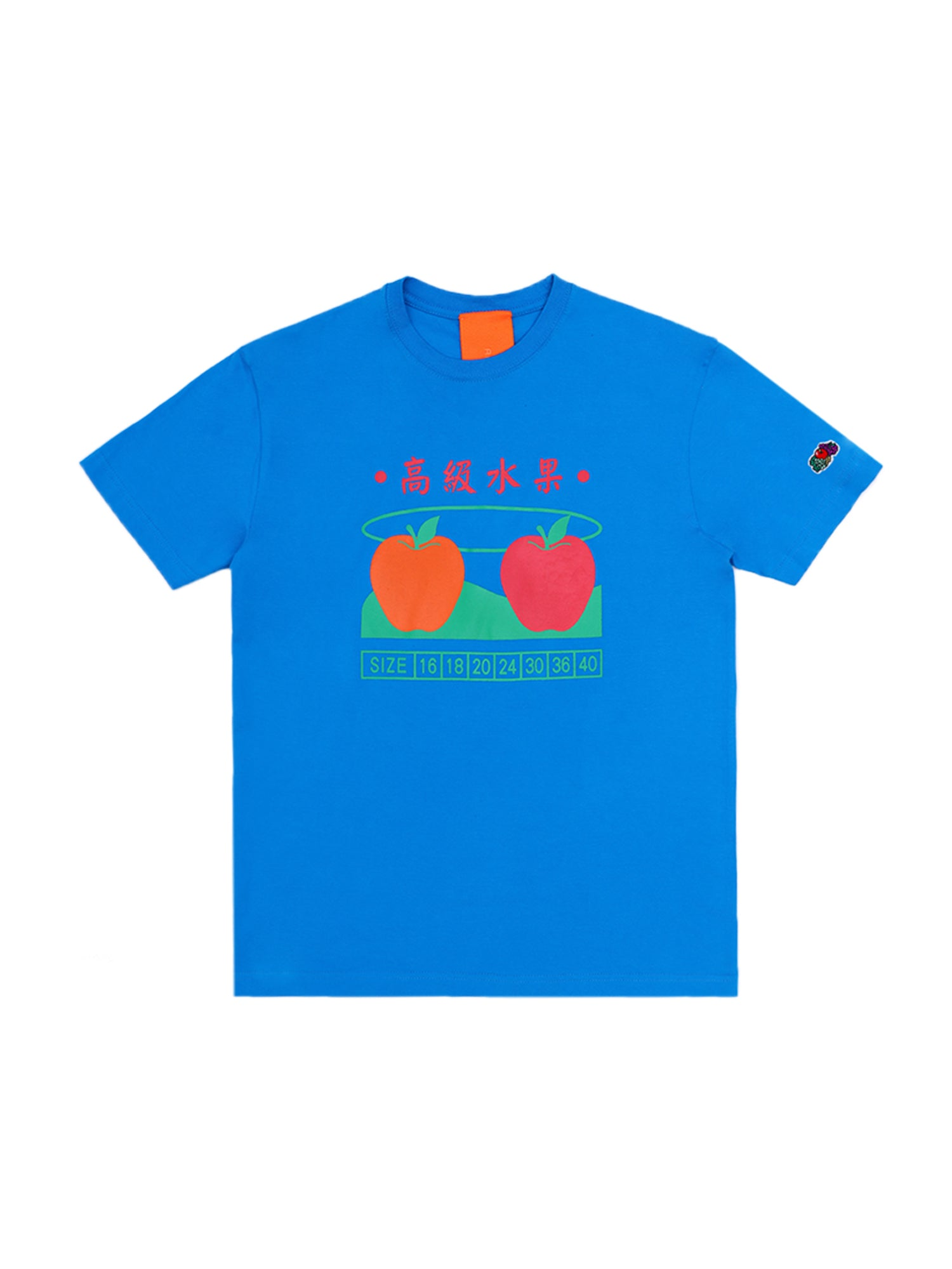 High-End Fruits Crew Neck T-Shirt