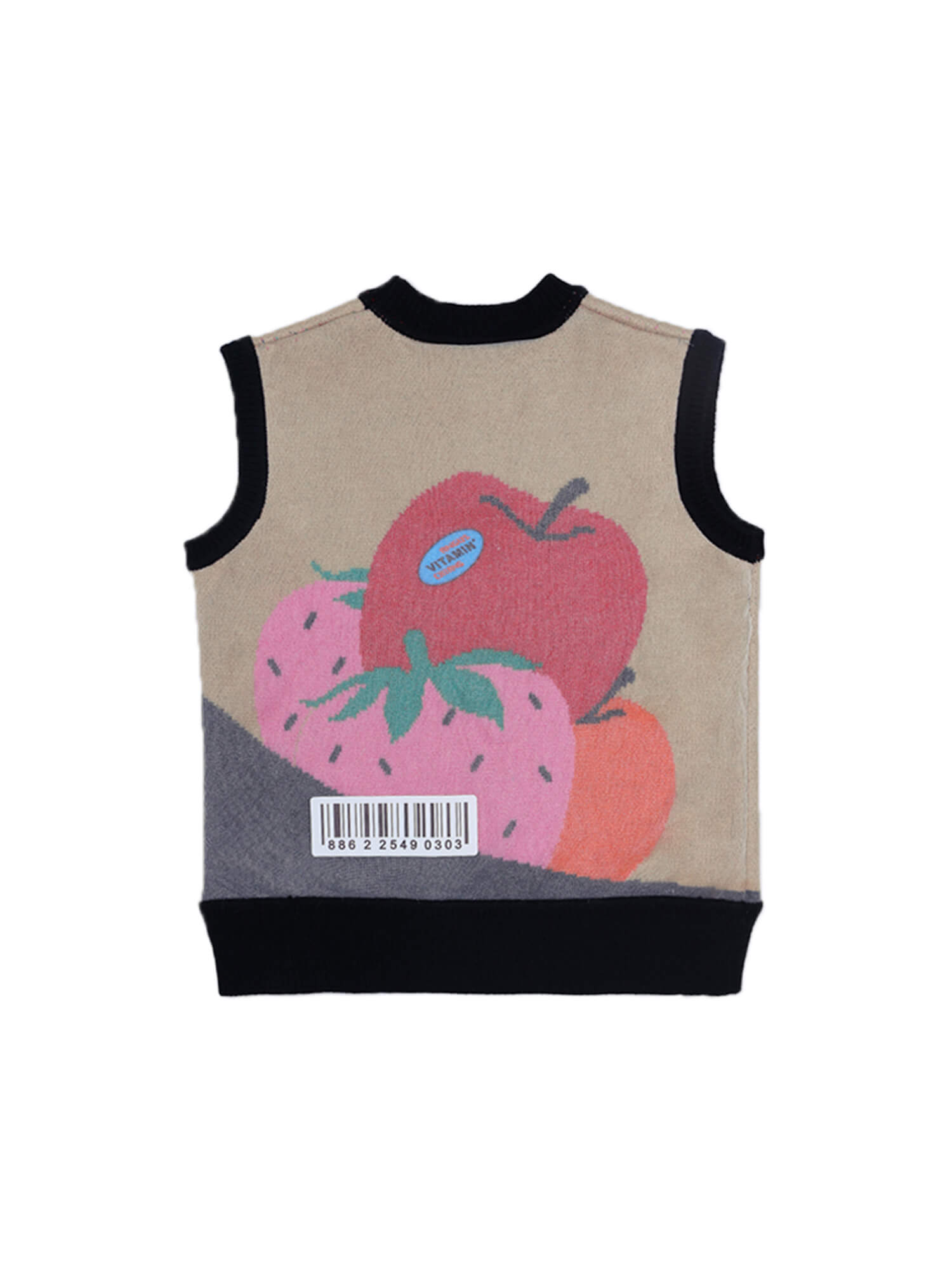 FRESHLY PICKED KNIT VEST