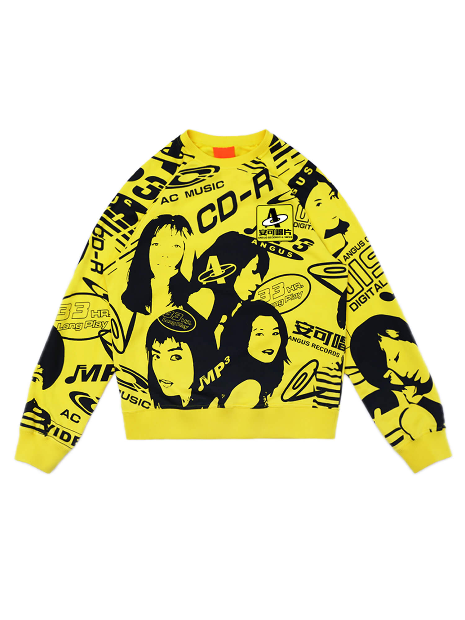 SUPER IDOL LONG SLEEVE SWEATER