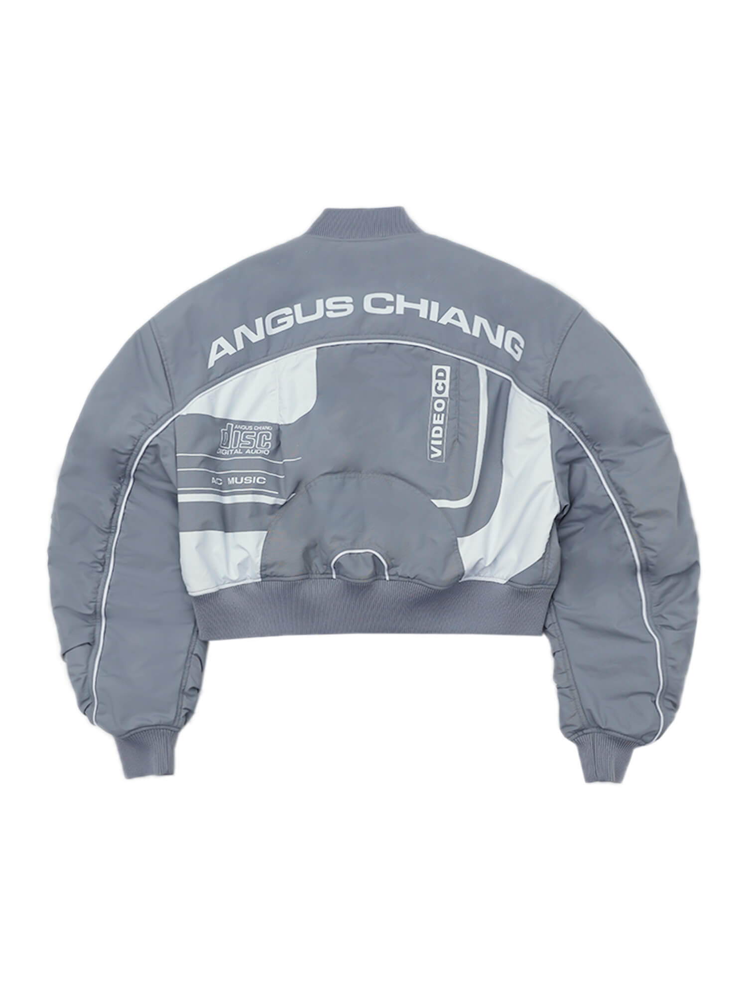 MUSIC EXPRESS MA-1 FLIGHT JACKET