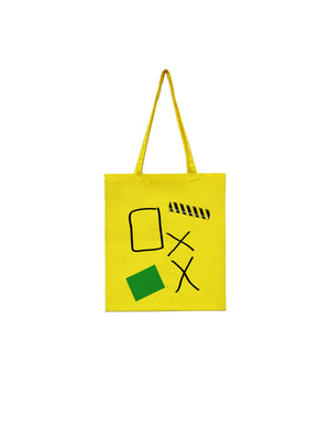[ PUBLIC PROJECT ]  KONG-KE TOTE BAG