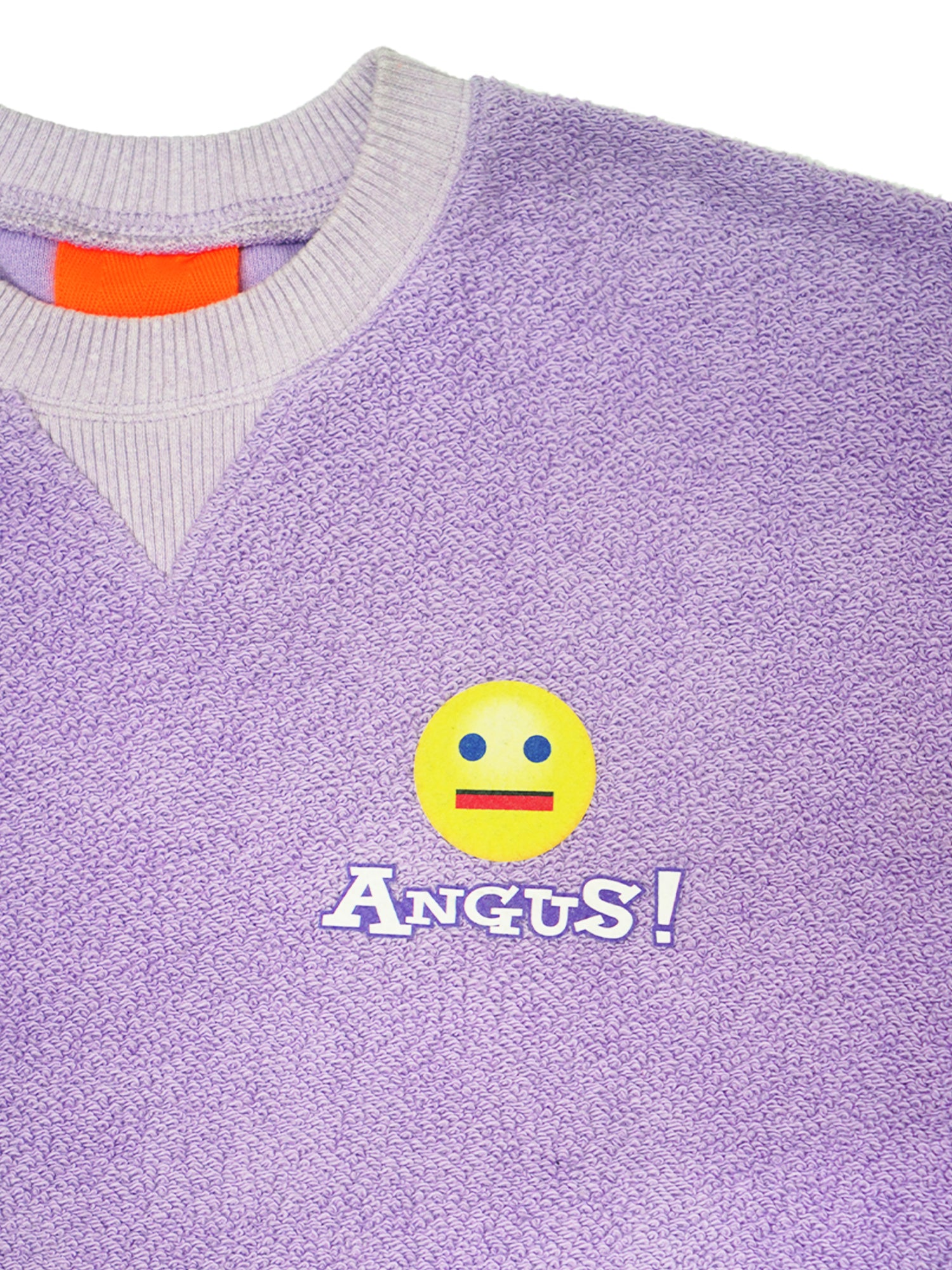 ANGUS! LONG-SLEEVE SWEATER