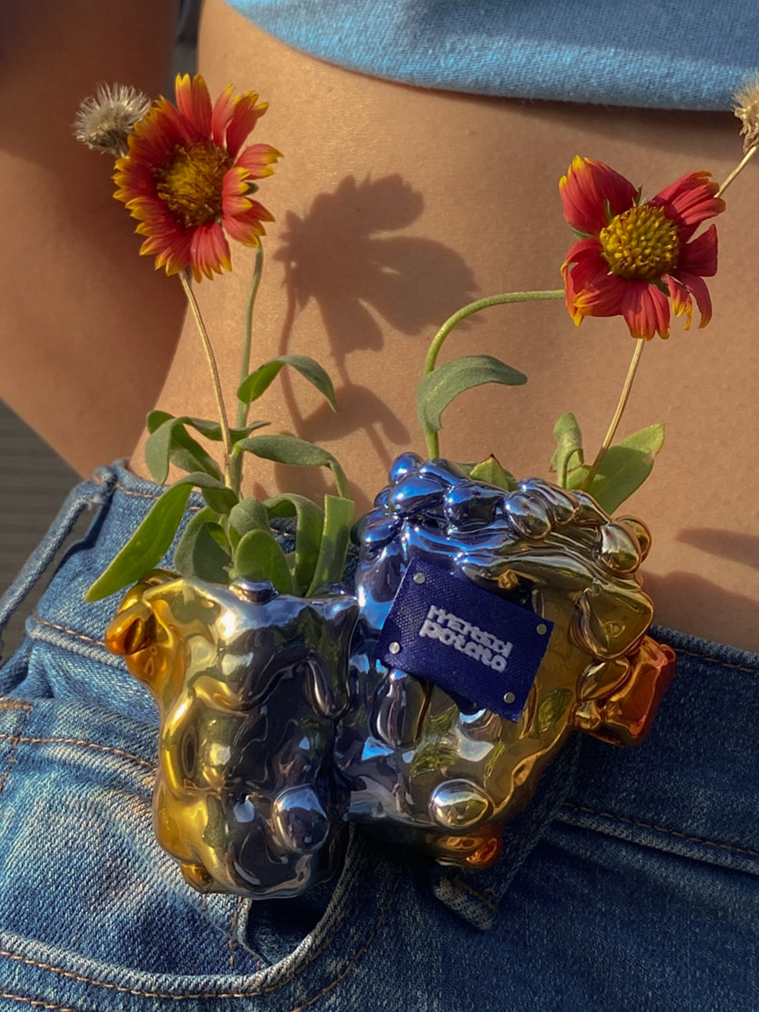 [ SWING PROJECT ] VASE ON YOUR PANTS
