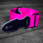 Cliffhanger Rock'n'Pink Guitar Strap