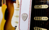 The Fastball Guitar Strap