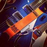 D.O.C (Department of Corrections) Guitar Strap