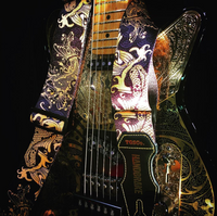 Handbrake Koi Gold (Limited Editon) Guitar Strap