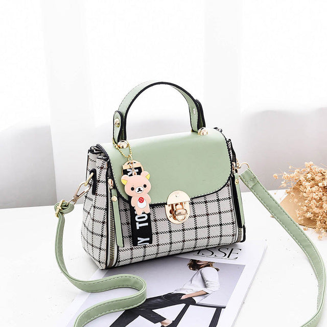 New Candy Color Female Crossbody