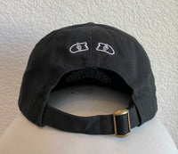 Street Science Ball Park Black Dad Hat