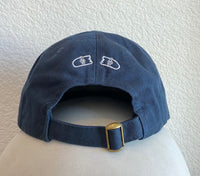 Street Science Ball Park Navy Dad Hat