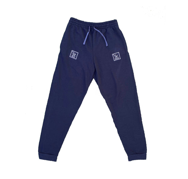 Street Science Navy Sweatpants