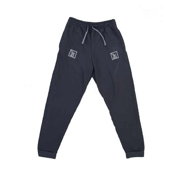 Street Science Black Sweatpants