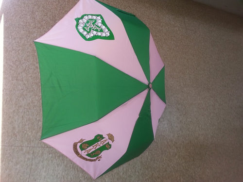 Alpha Kappa Alpha Short Umbrella