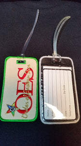 OES Luggage Tag
