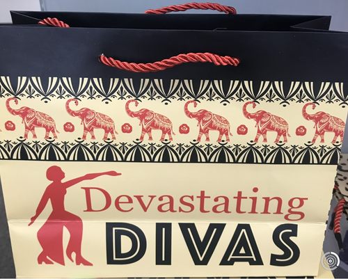 DST Devastating Diva gift Bag