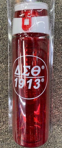 Delta Sigma Theta Infuser Water Bottle