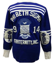 Load image into Gallery viewer, Phi Beta Sigma Cardigan