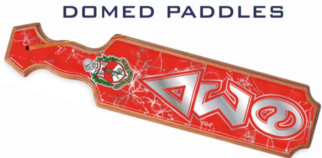 Delta Domed Paddle