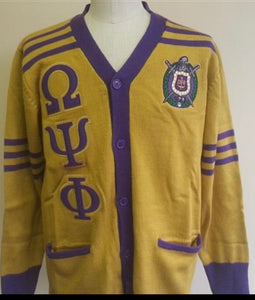 Omega Heavyweight Cardigans