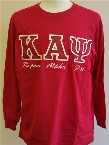 Kappa Long Sleeve T-Shirt