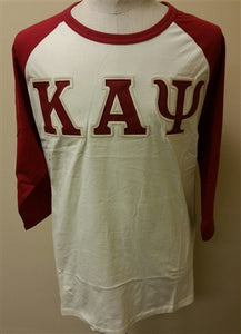 Kappa Alpha Psi Baseball T-Shirt