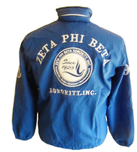 Load image into Gallery viewer, Zeta Phi Beta All Weather Jacket